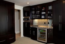 Basement kitchen / by Meredith Davis Aossey