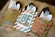 Thanksgiving ideas / by Jennifer Sikora