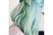 Hair Dye Inspiration / by Kim