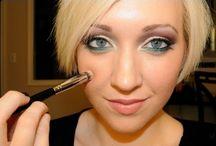 Colorguard Makeup