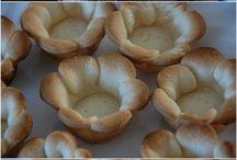 biscotti a forma di fiori