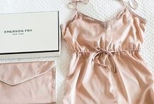 style// L I N G E R I E / Beautiful lingerie, lacy pieces, slips and triangle bras. Pretty underwear and pajamas