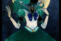 Sailor Neptune Cotume Idea