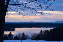#NHWinter / Images of winter in New Hampshire throughout the 2014 - 2015 months / by VisitNH.gov