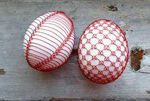 drátkování vajíčka