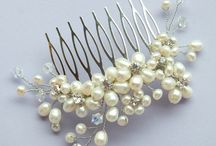 Hair Combs for Weddings and Special Occasions