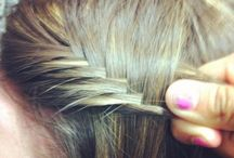 hair tips / by Jan Ausdemore