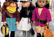 "18"" Doll Clothes Patterns / Sewing Patterns for 18"" Doll Clothes / by The McCall Pattern Company"