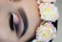 Makeup+Nails+Hair❤️