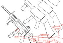 Dibujos de Armas