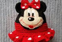 pouf Minnie