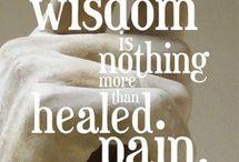 Wise Words / by Tara Lynn Meraz