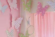 Amei, borboletas