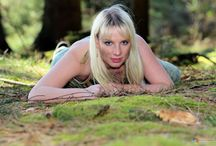 Model Asusann / Foto Shooting mit Asusann in Marienheide.