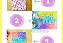 Originales / Bueno,este tablero trata sobre unas imagenes o trabajos faciles que los puedes hacer tu mismo