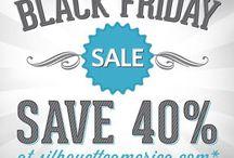 2015 Black Friday / Shop Small