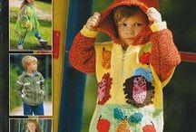 Pletení - inspirace z minulosti