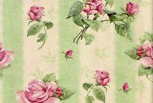 Carta parati fiori