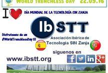 Día Mundial de la Tecnología SIN Zanja: Worl Trenchless Day