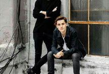 Jack and Finn