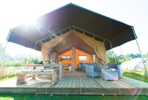 Want / to go Glamping