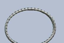 Jewelry: 925 silver bracelets