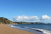 Devon beach walks / Beaches in Devon UK that are great for family walks. Posts from the Devon beach walk series on Tin Box Traveller and others we'd like to do