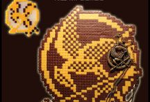 Perler bead patterns and ideas / by Mary Matisz Branker