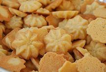 Bolachinhas e biscoitos