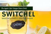 Vinegar drinks