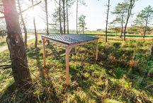 Svalinn / Overkapping - veranda - natuur