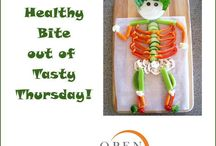Tasty Thursday / Stay healthy with these interesting and inspiring recipes.