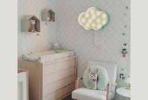 decoração quarto baby