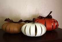 DIY - Autumn Decorating/Interesting Ideas / by Carrie M