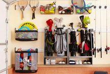 Sports/Garage storage