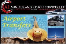 A1 Minibus and Coach Services - Services We provide