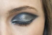 Flashy make-up