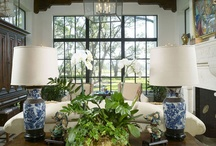 Living And Family Rooms / by Laurie Harris