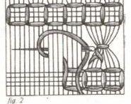 Hardanger / Wit borduren