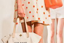 Handbags and the like.