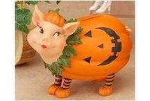 Festive Piggy ~ Halloween
