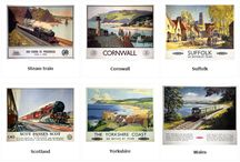 April Competition - Vintage Rail Poster of the month!
