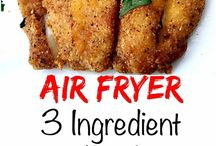 {Air Fryer} / Air Fryer Recipes! #airfryer