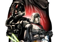 Star wars/Star trek
