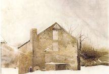 Andrew wyeth / Painter