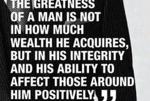 Quotes / A collection of notables...