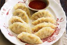 Oriental / Chicken dumplings