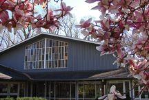 Our Church / Photos of Cedar Lane Unitarian Universalist Church.