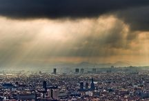 Barcelona / gathering pictures for what to see in next travel / by Vasiliki Vouzi