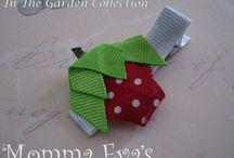 Crafts - Ribbon / by Amanda Mecklem